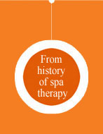 From history of spa therapy